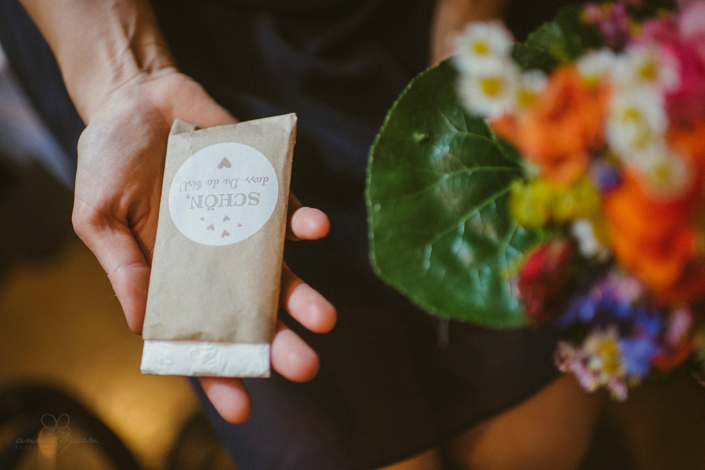 Taschentücher, DIY, Blumen