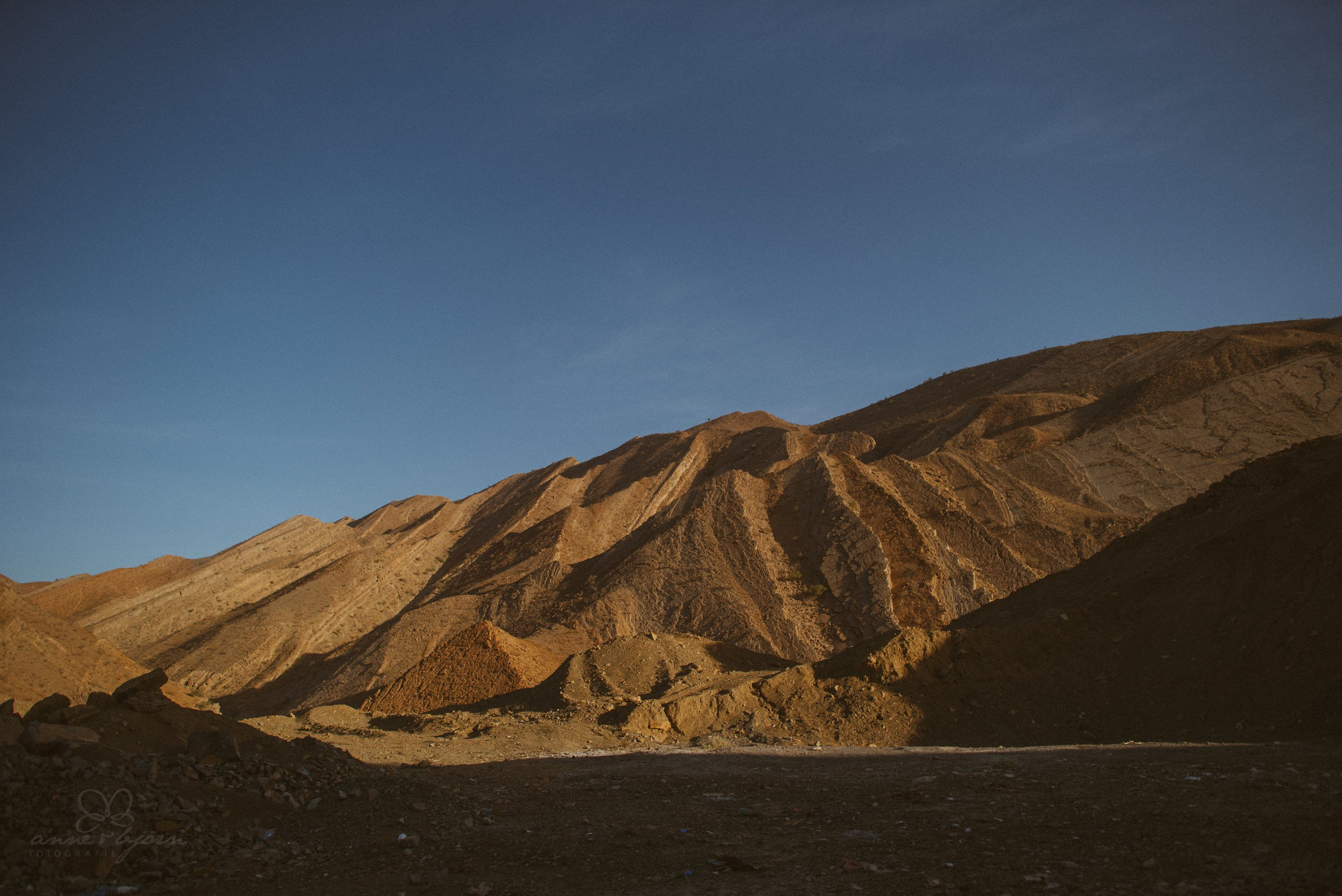 Licht, Schatten, Salzwüste, Danakil Depression