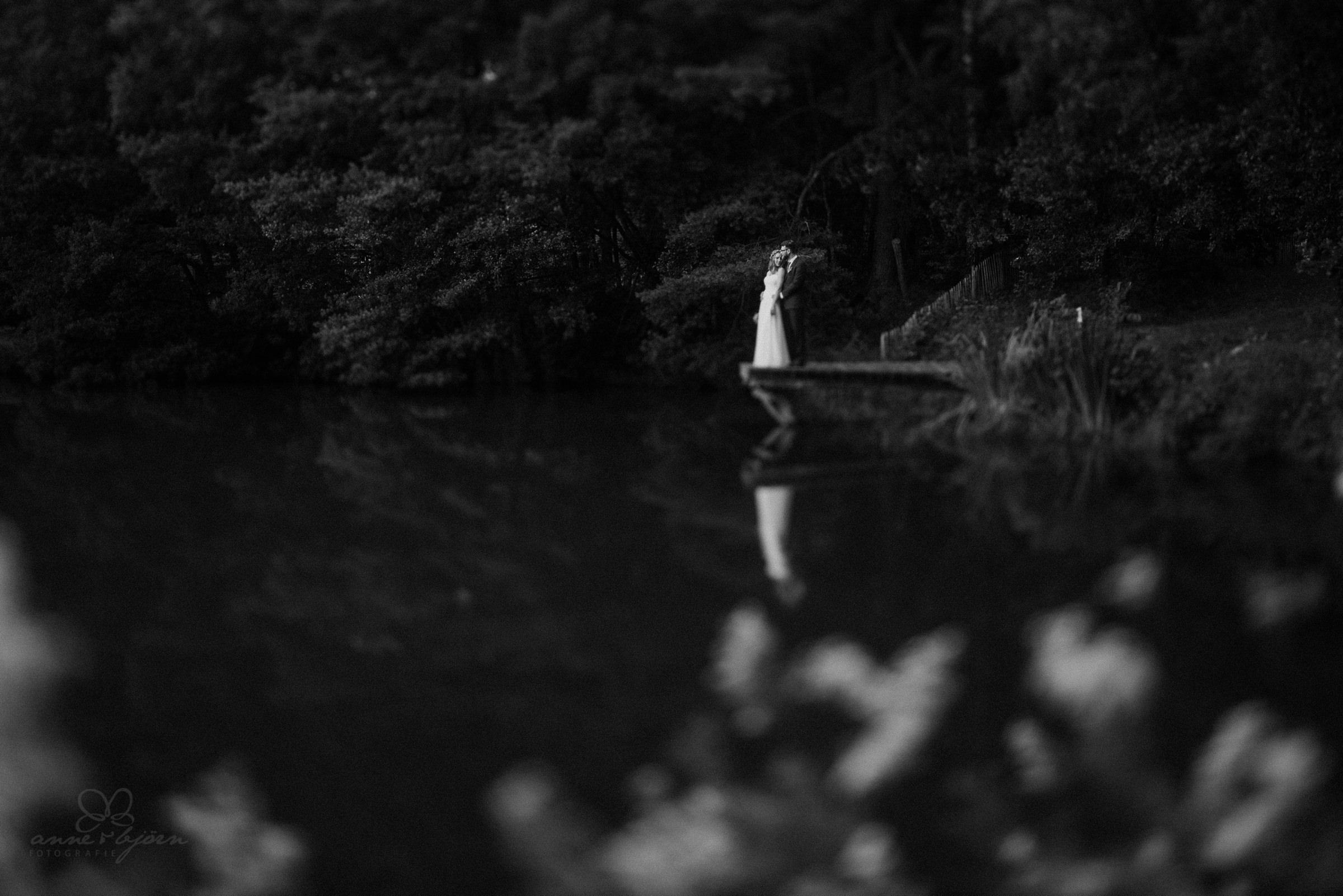 Spiegelbild, See, Landschaft, Portrait, epic shot, Brücke, Hochzeit