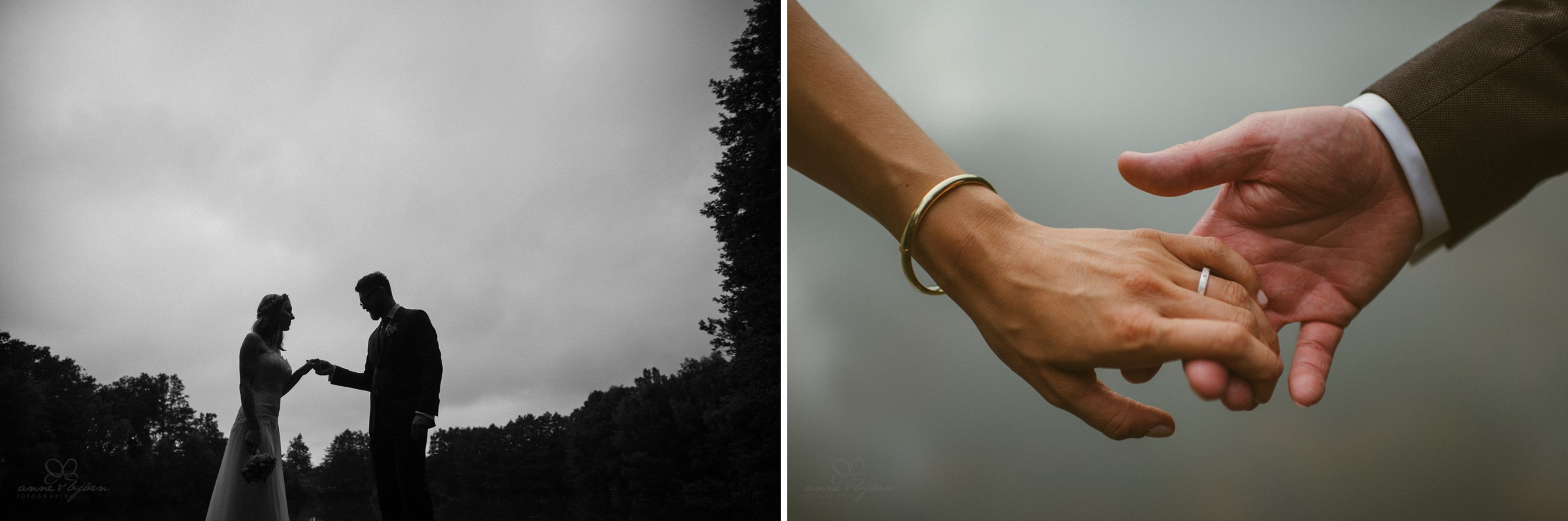 Ring, Ehering, Scherenschnitt, kreative Fotografie