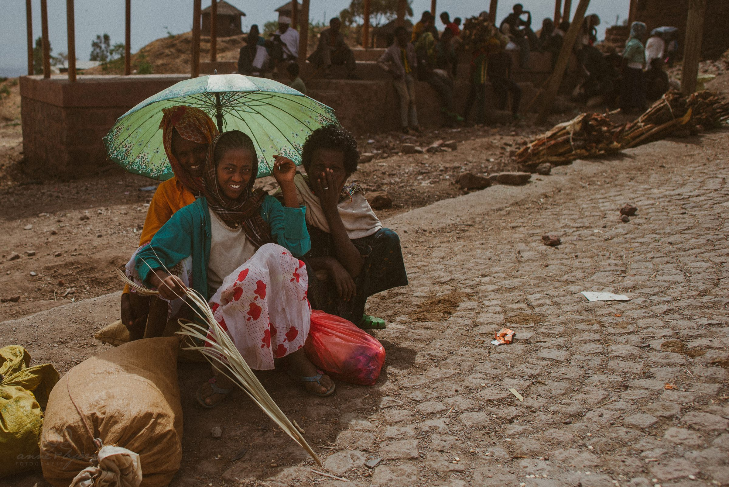 Regenschirm, Afrika, Straße, Reisen, Travel, Streetphotography